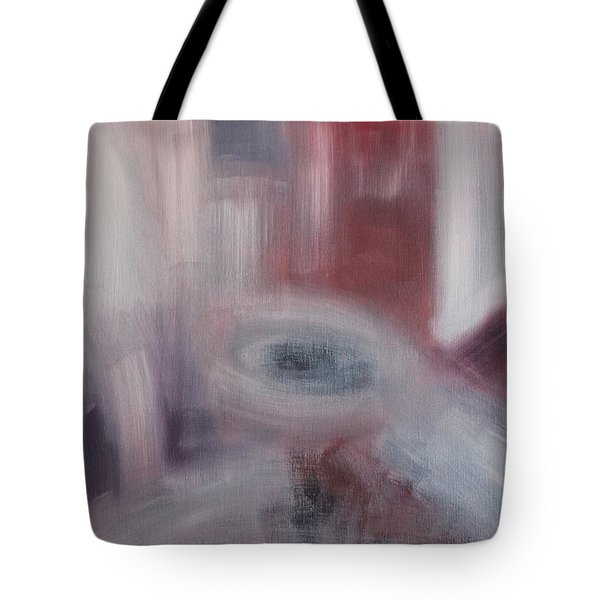 Form And Content Tote Bag by Min Zou
