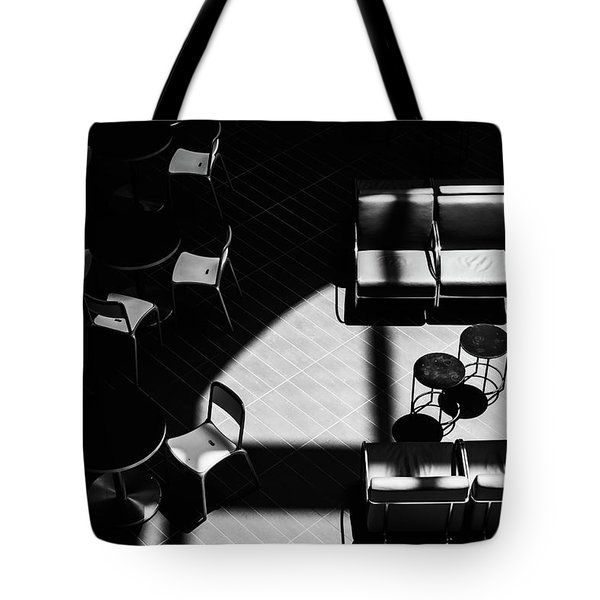 Tote Bag featuring the photograph Formiture by Eric Lake