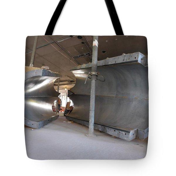 Formwork Tote Bag