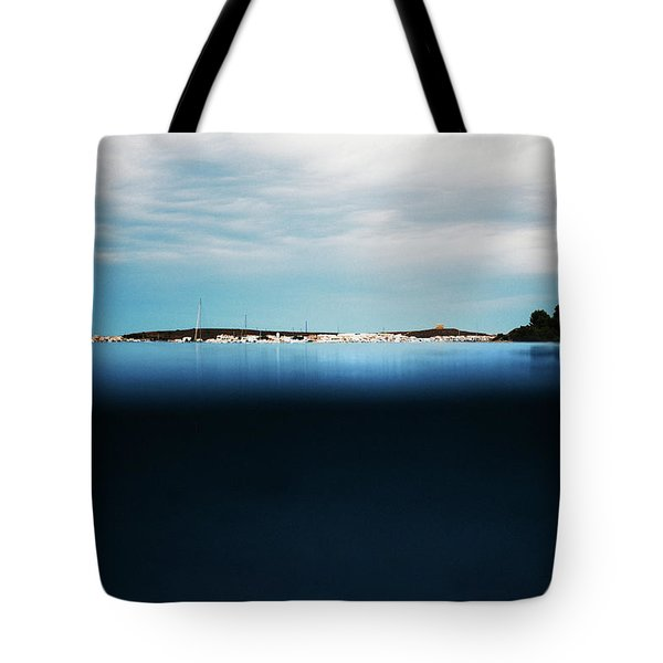 Fornells, Balearic Islands Tote Bag