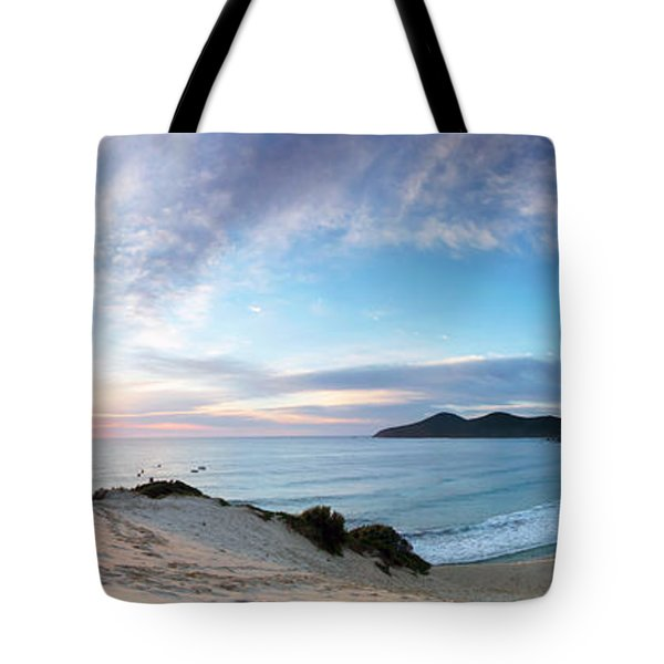 Forster One Mile Beach Tote Bag