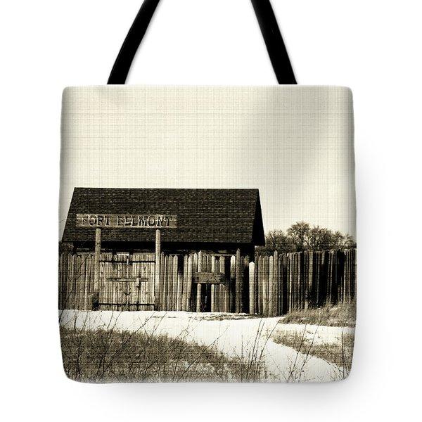 Fort Belmont Tote Bag