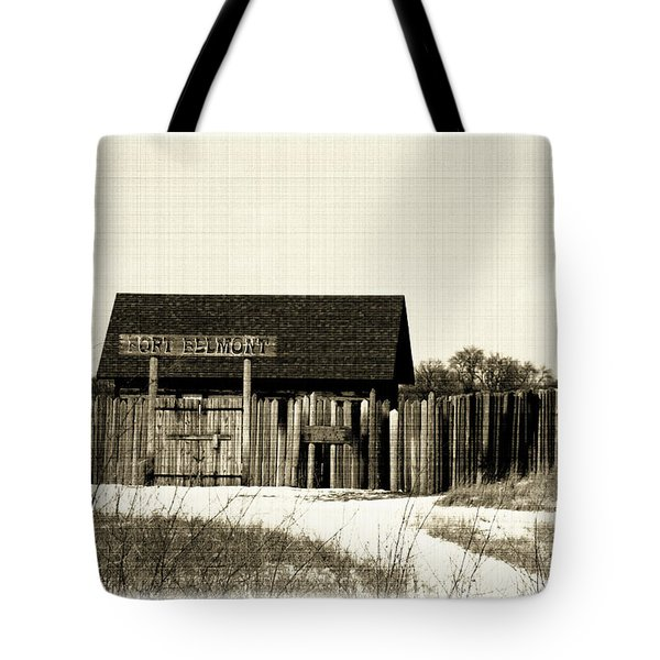 Fort Belmont Tote Bag