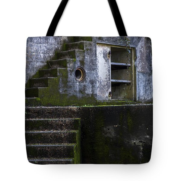 Fort Canby Tote Bag