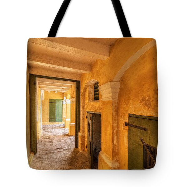 Fort Christianson Tote Bag
