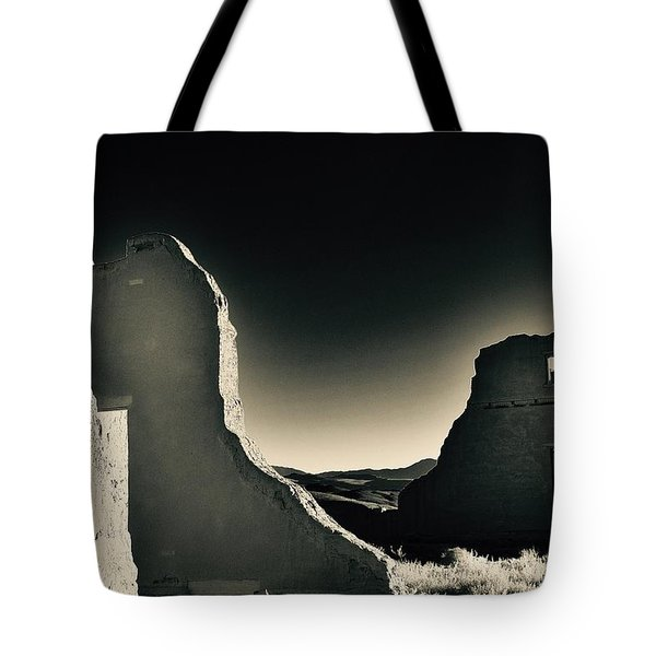 Fort Churchill State Historic Park Tote Bag