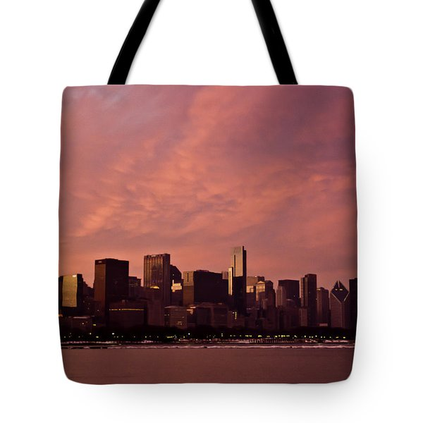 Fort Dearborn Tote Bag