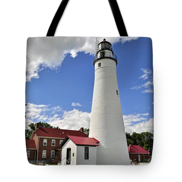 Fort Gratiot Light Tote Bag