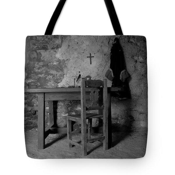 Fort Matanzas Sixteenth Century Tote Bag by David Lee Thompson