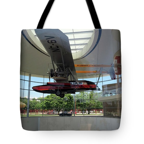 Tote Bag featuring the photograph Fortaleza Hall, Spirit Of Carnauba by Mark Czerniec