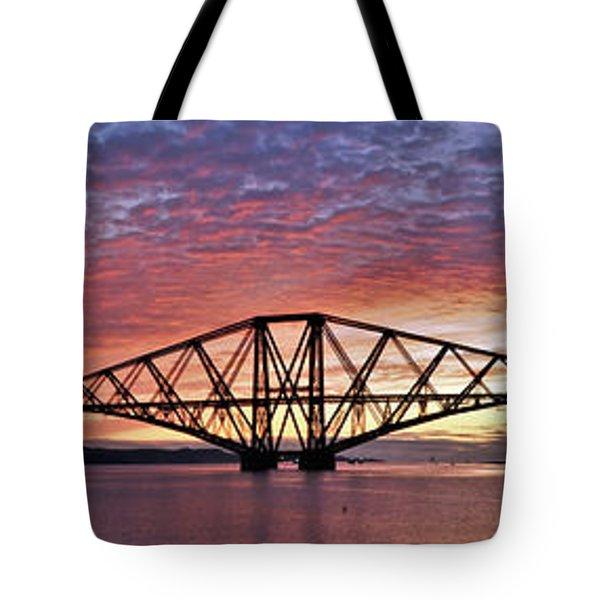 Forth Dawn Tote Bag