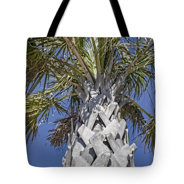 Fortified Foundation Palm Tote Bag