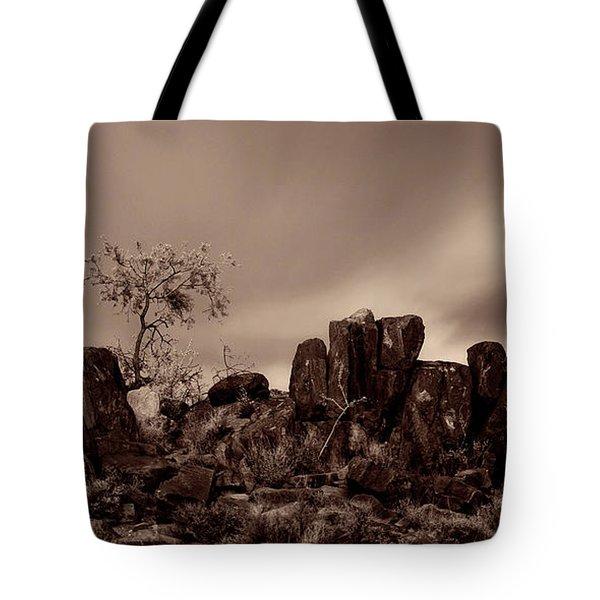 Fortitude Panoramic Tote Bag