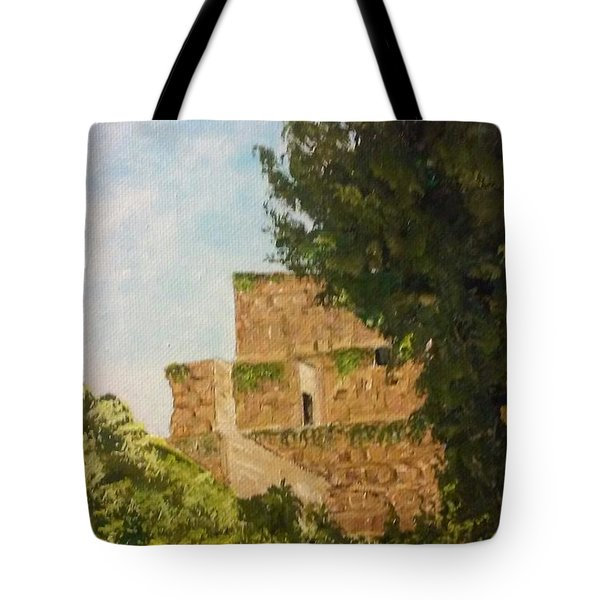 Fortress 2 Tote Bag