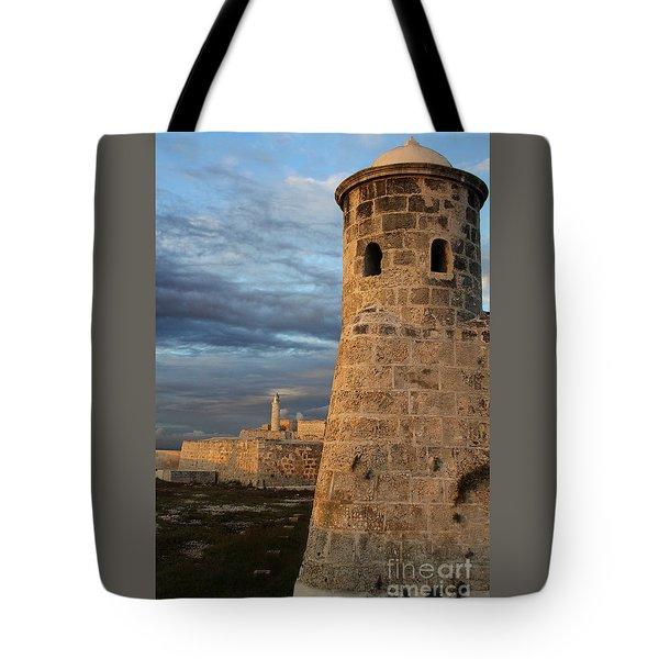 Fortress Havana Tote Bag
