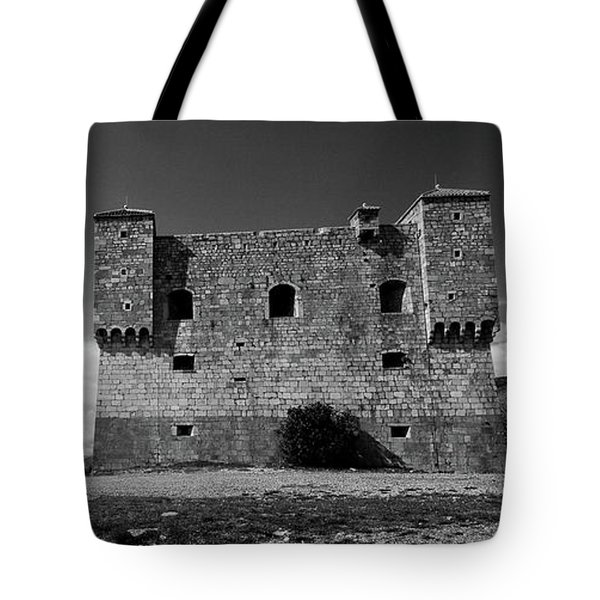 Tote Bag featuring the photograph Fortress Nehaj In Senj by Davor Zerjav