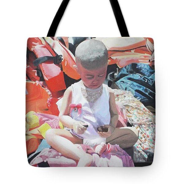 #fortresseurope Tote Bag