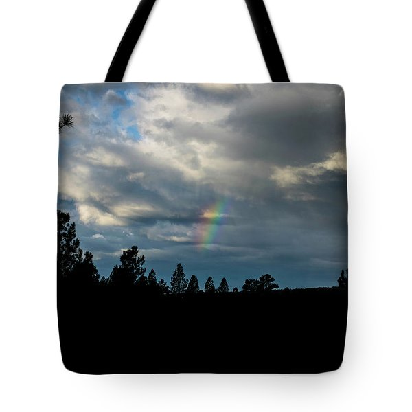 Fortunate Glimpses Tote Bag