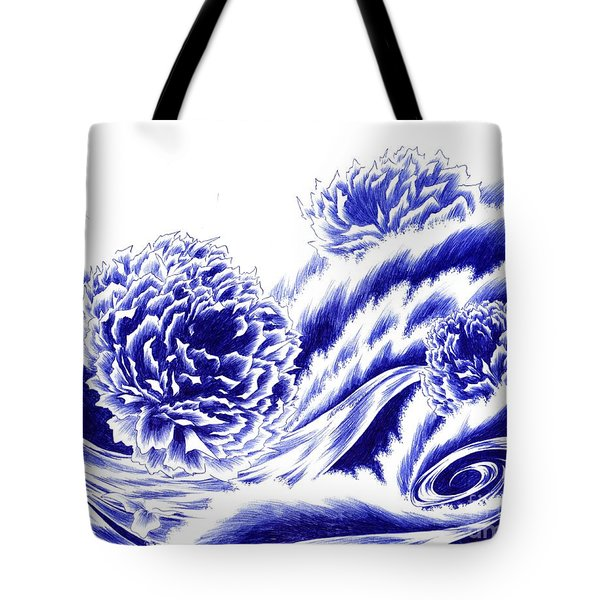 Fortunes Of Life - On The Tide Tote Bag