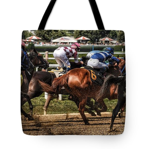 Forty Mph Tote Bag