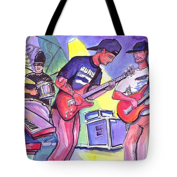 Forty Oz To Freedom Tote Bag by David Sockrider