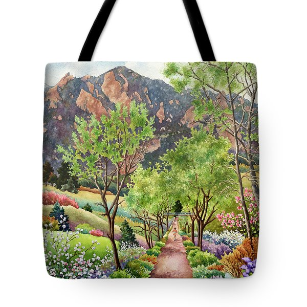 Forty Years Running Tote Bag