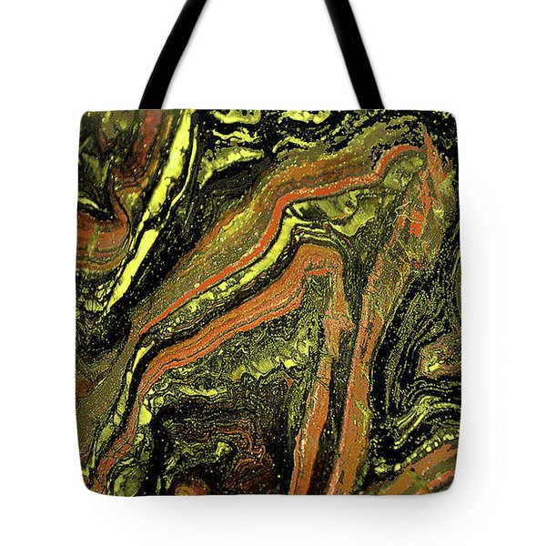 Fossil Patterns 1 Tote Bag