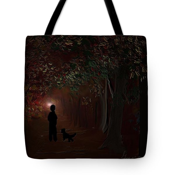 Found Tote Bag