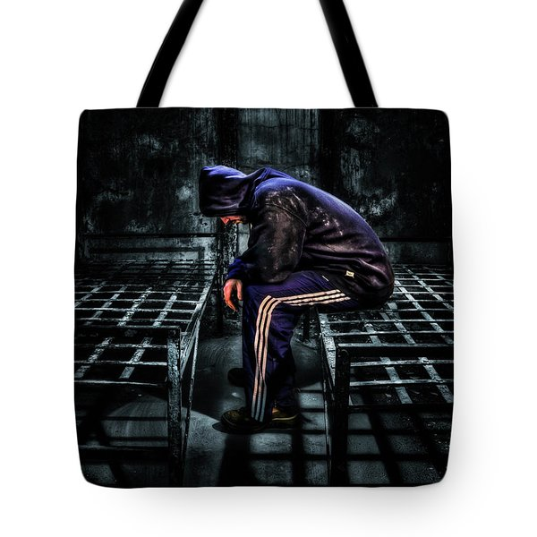 Found Guilty Tote Bag by Evelina Kremsdorf