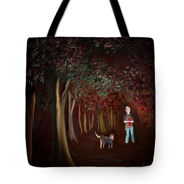 Found II Tote Bag