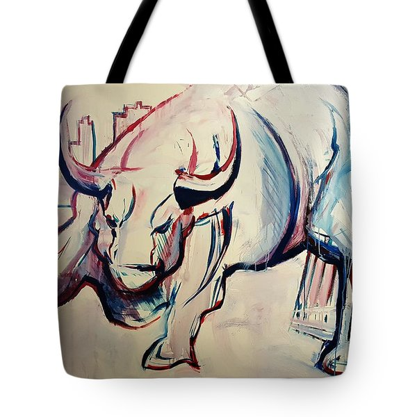 Foundation Of Finance Tote Bag