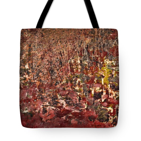 Tote Bag featuring the photograph Foundling by John Hansen