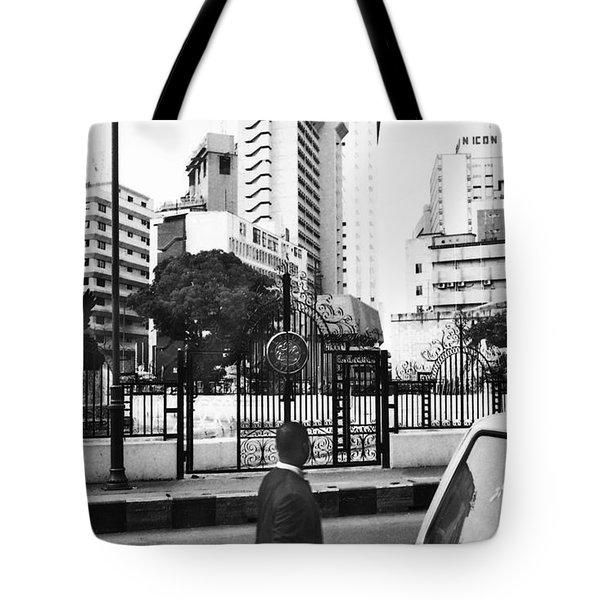 Tinubu Square Environ Tote Bag