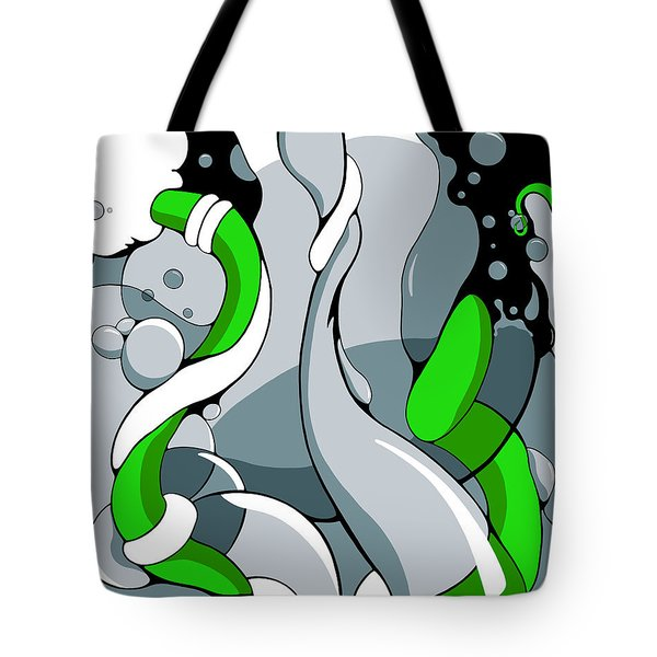 Fountainhead Tote Bag