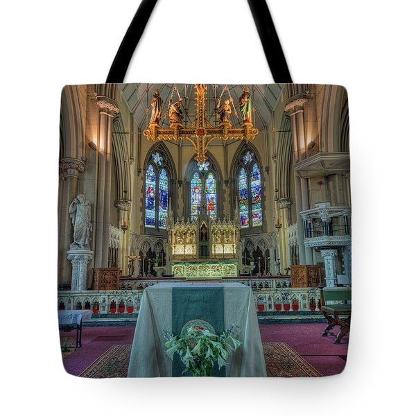 Four Angels Tote Bag