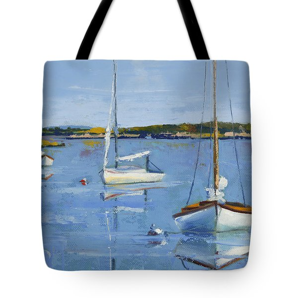 Four Daysailers Tote Bag