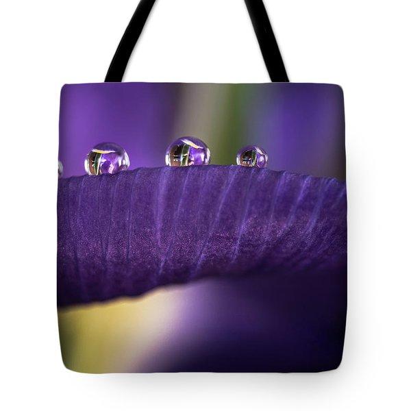 Four Drops Tote Bag