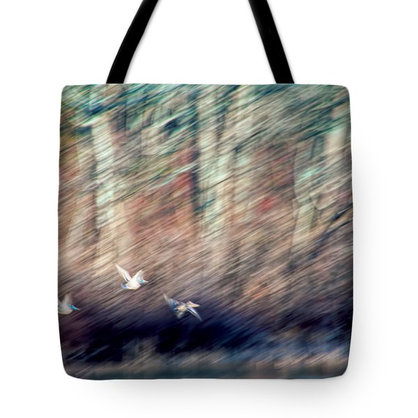 The Takeoff Tote Bag