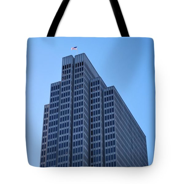 Four Embarcadero Center Office Building - San Francisco Tote Bag