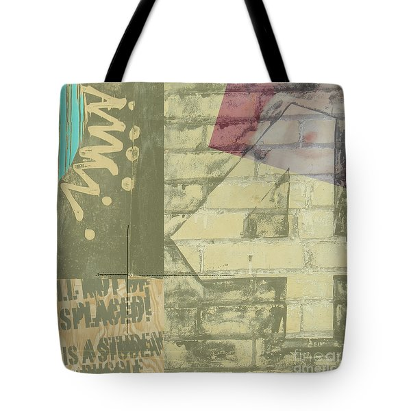 Four Tote Bag by Gary Everson