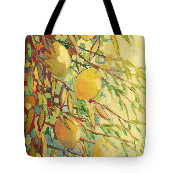 Four Lemons Tote Bag