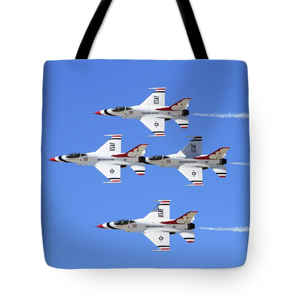 Four Mation Tote Bag