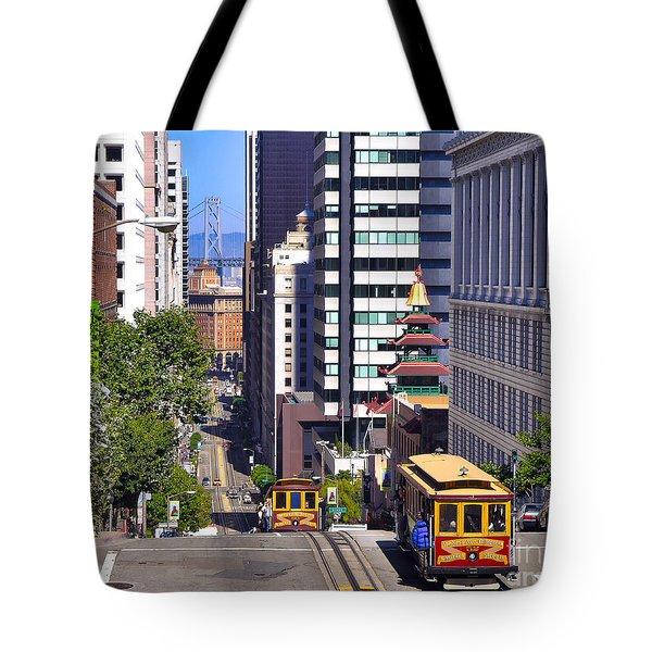 Four Points - San Francisco Tote Bag