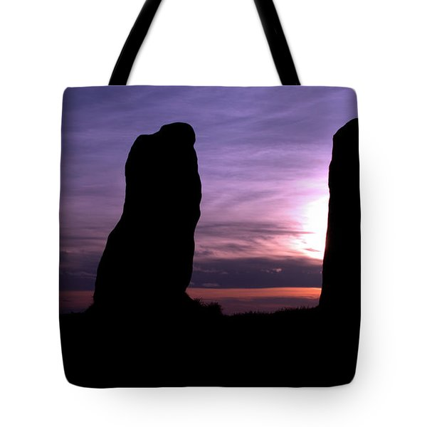 Four Stones Folly Clent Hills Tote Bag