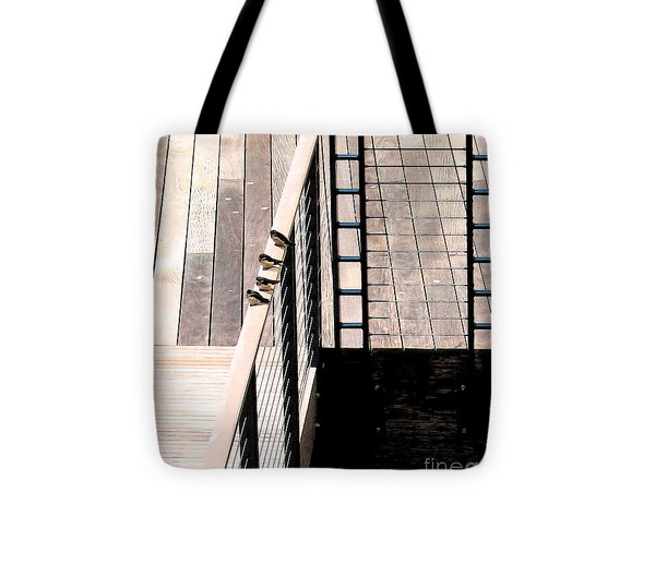 Four Swallows Tote Bag by Gary Everson