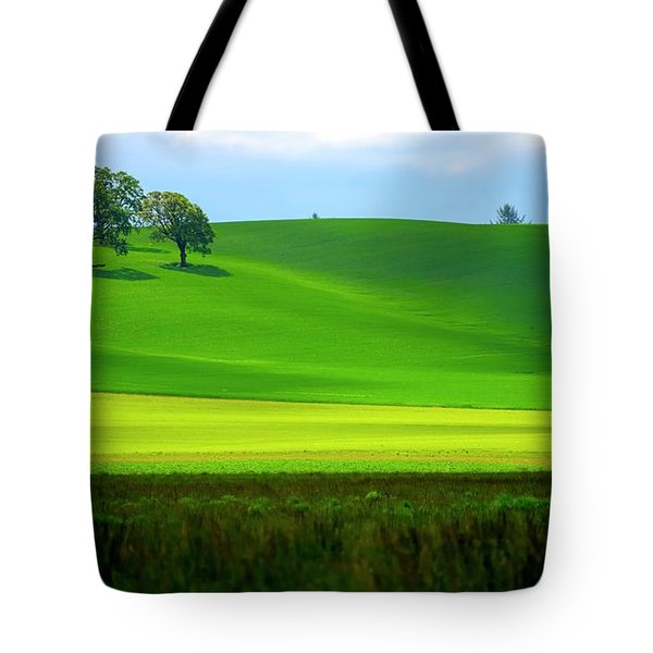 Four Trees On Livermore Road Tote Bag