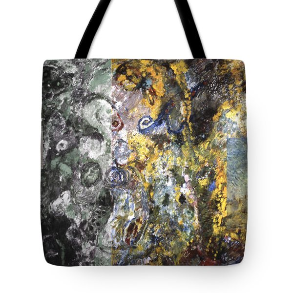 Four Wheel Driving Through Time Tote Bag
