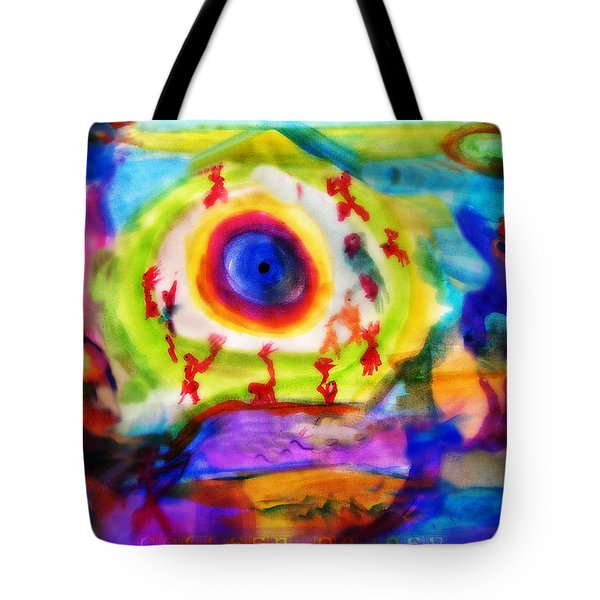 Four Winds By Colleen Ranney Tote Bag