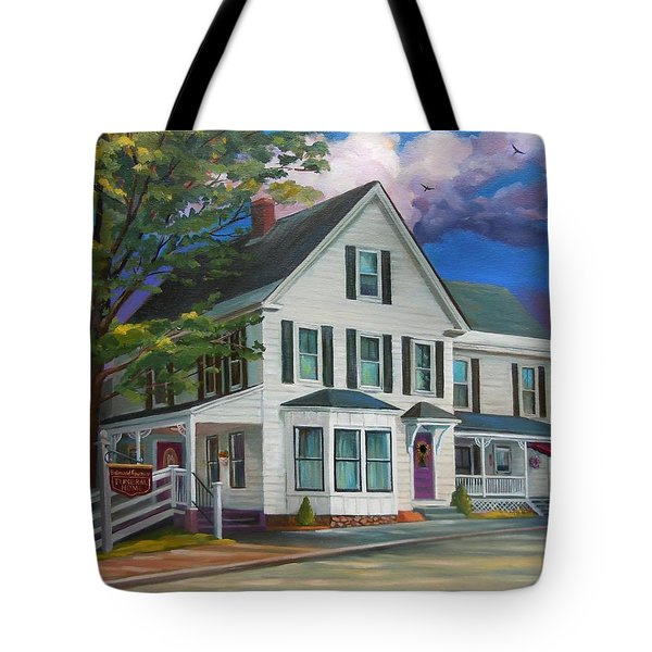 Fournier Funeral Home Tote Bag