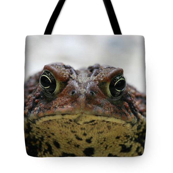 Fowler's Toad #3 Tote Bag